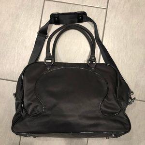 Lululemon Travel Bag Shoulder Tote Black